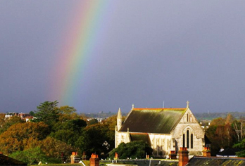Services at St Peter's Parkstone Church
