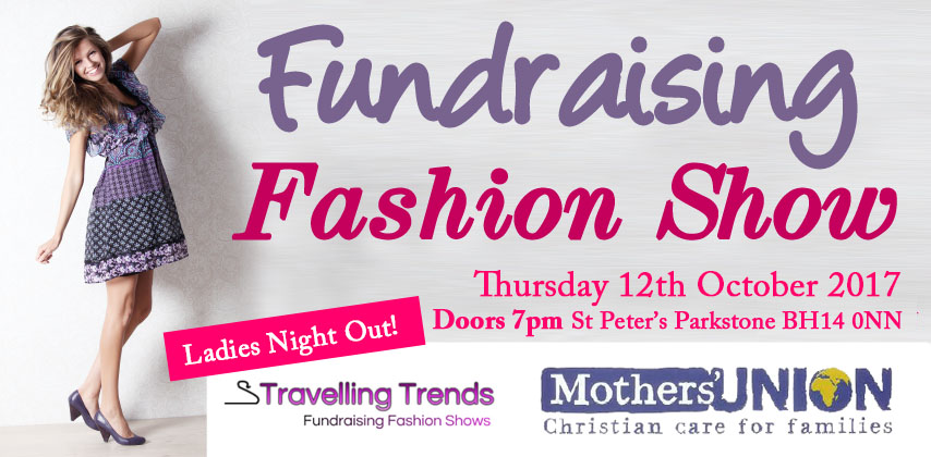 Travelling Trends Fashion Show @ St Peter's Parkstone